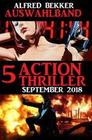 Auswahlband 5 Action Thriller September 2018