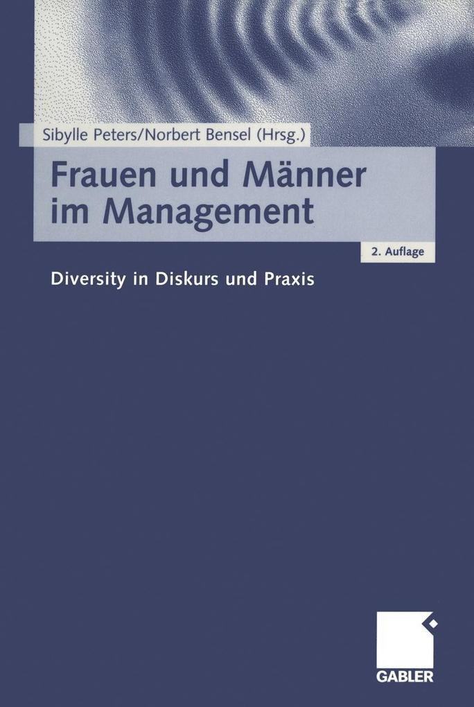 Frauen und Manner im Management als eBook