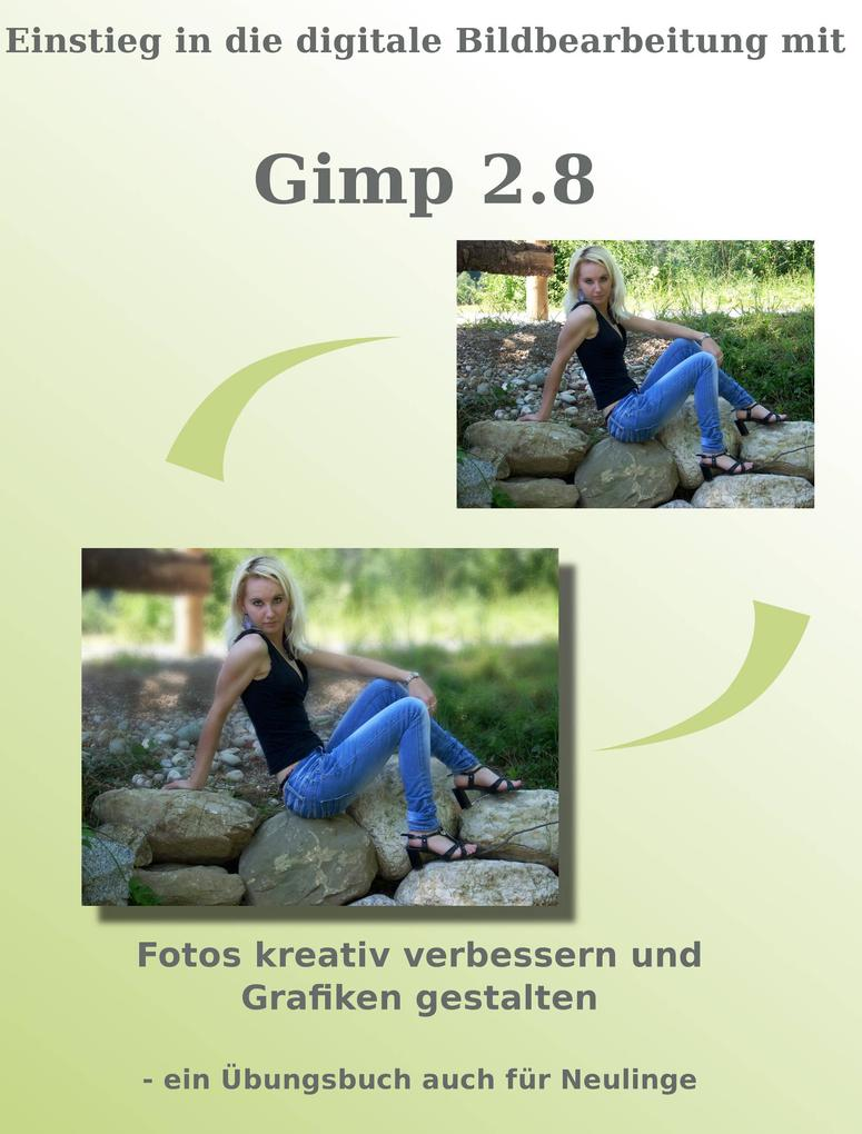 Einstieg in die digitale Bildbearbeitung mit Gimp 2.8 als eBook