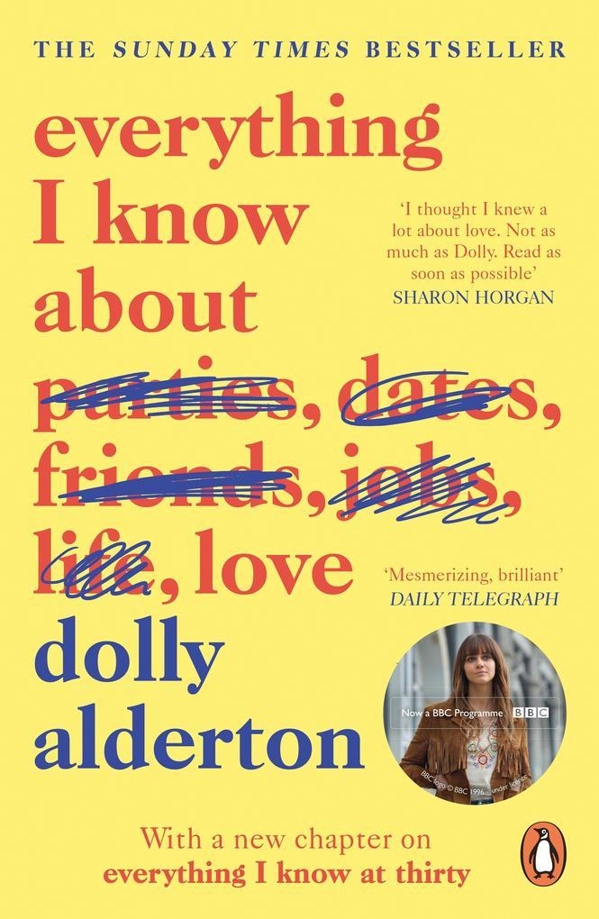 Everything I Know About Love als Taschenbuch