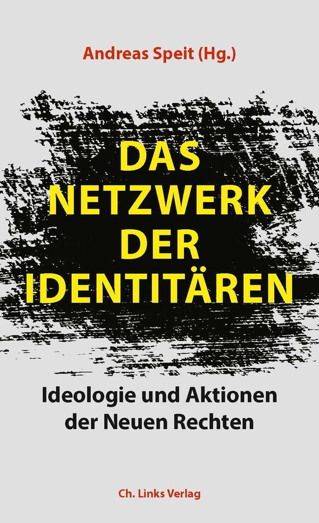 Das Netzwerk der Identitären als eBook