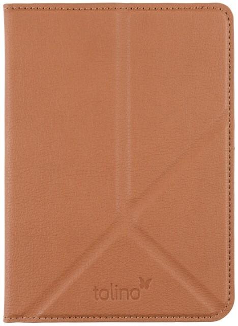tolino shine 3 Origami Cover Cognac