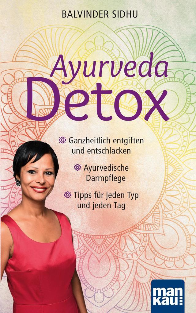 Ayurveda Detox als Taschenbuch