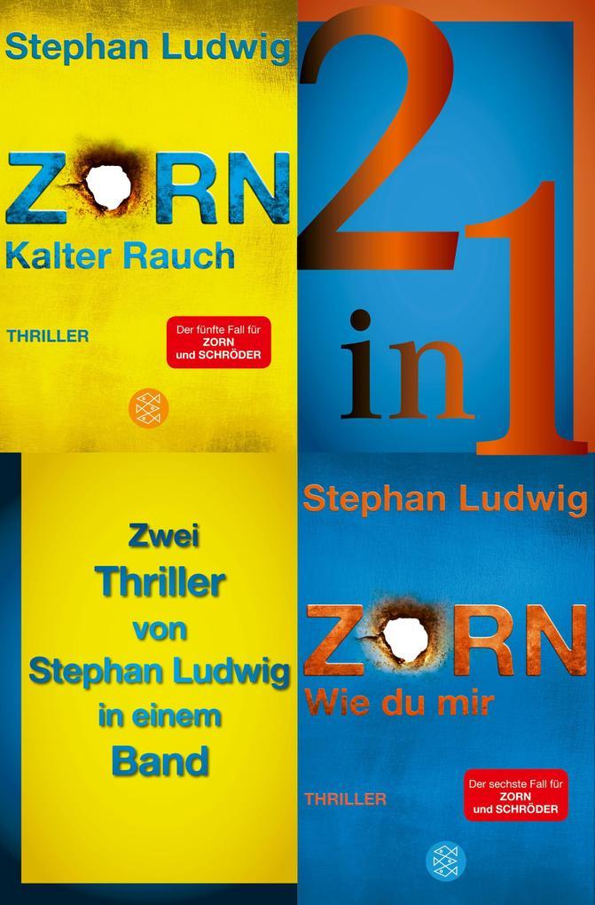 Zorn. Die Fälle fünf und sechs für Hauptkommissar Zorn und den dicken Schröder als eBook