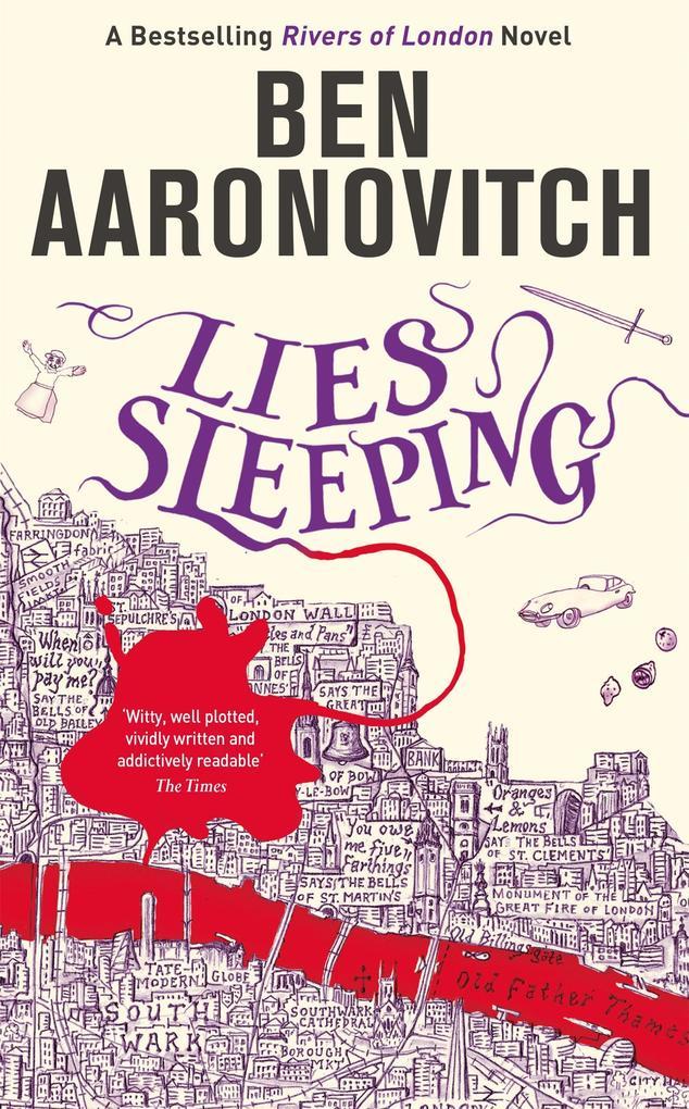 Lies Sleeping als eBook