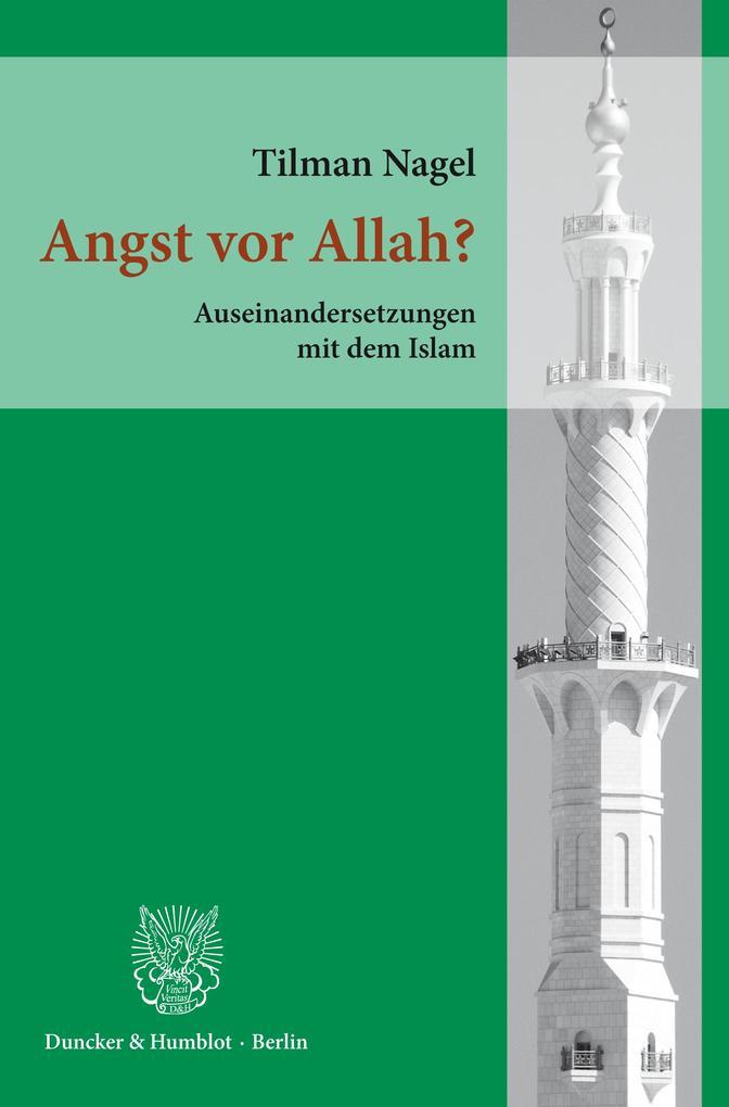 Angst vor Allah? als eBook