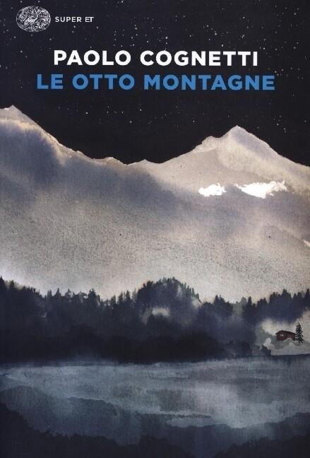 Le otto montagne als Buch