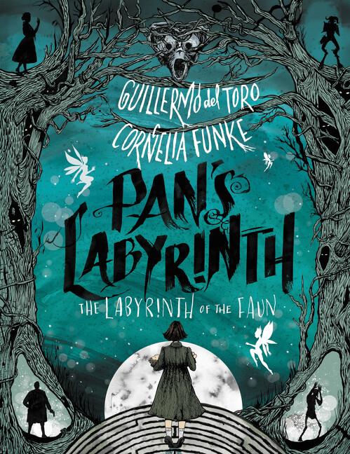 Pan's Labyrinth als Buch (gebunden)