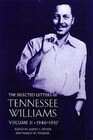 The Selected Letters of Tennessee Williams: Volume II; 1945-1957