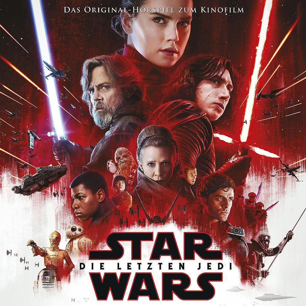 Star Wars: Die letzten Jedi (Filmhörspiel) als Hörbuch