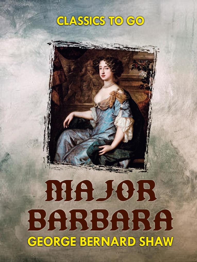 Major Barbara als eBook epub