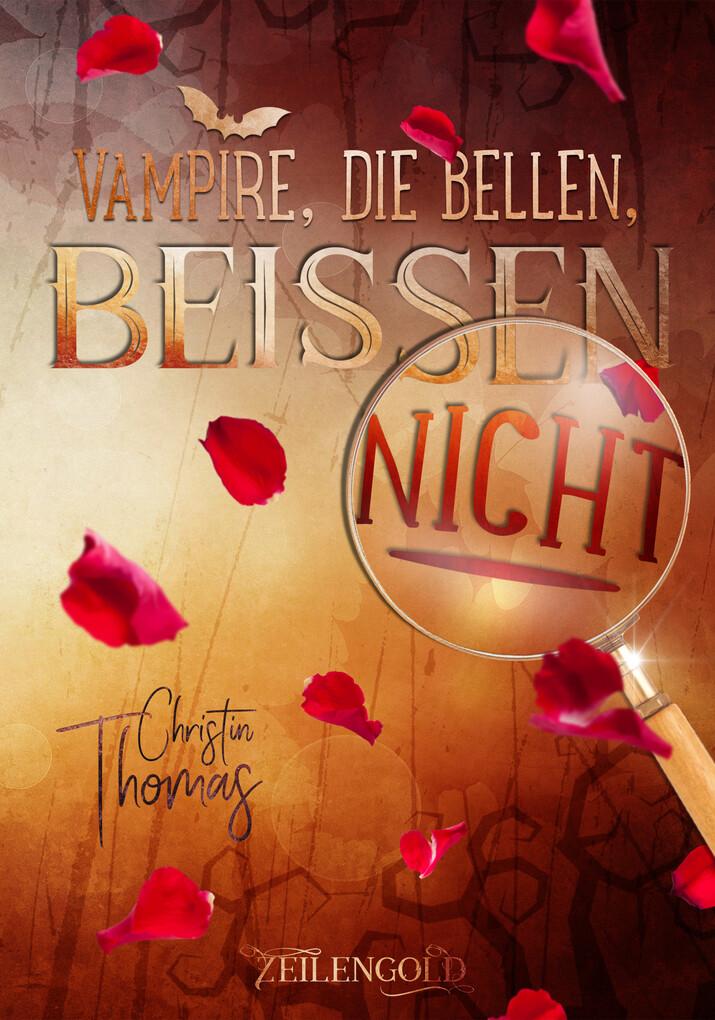 Vampire, die bellen, beissen nicht als eBook