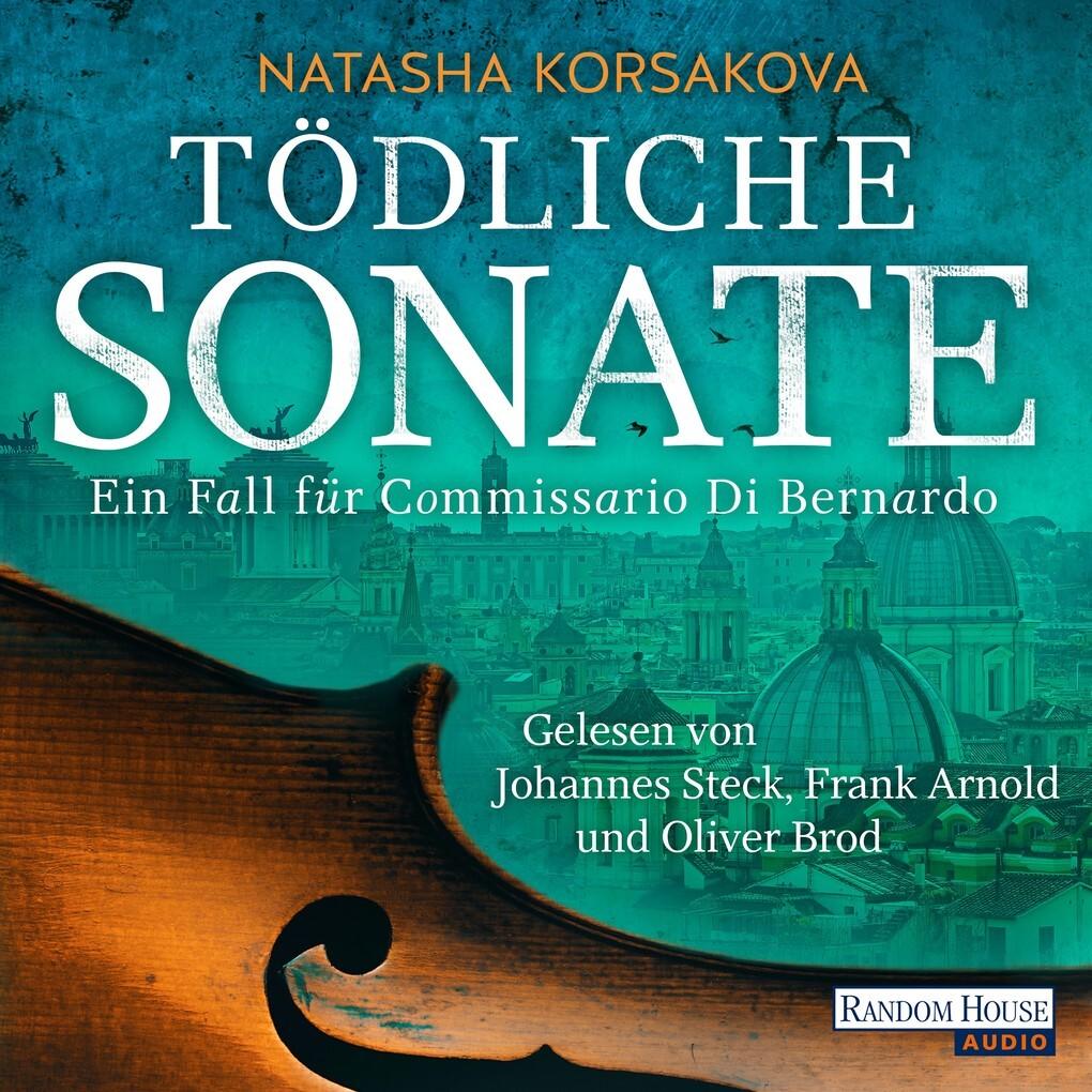 Tödliche Sonate als Hörbuch Download