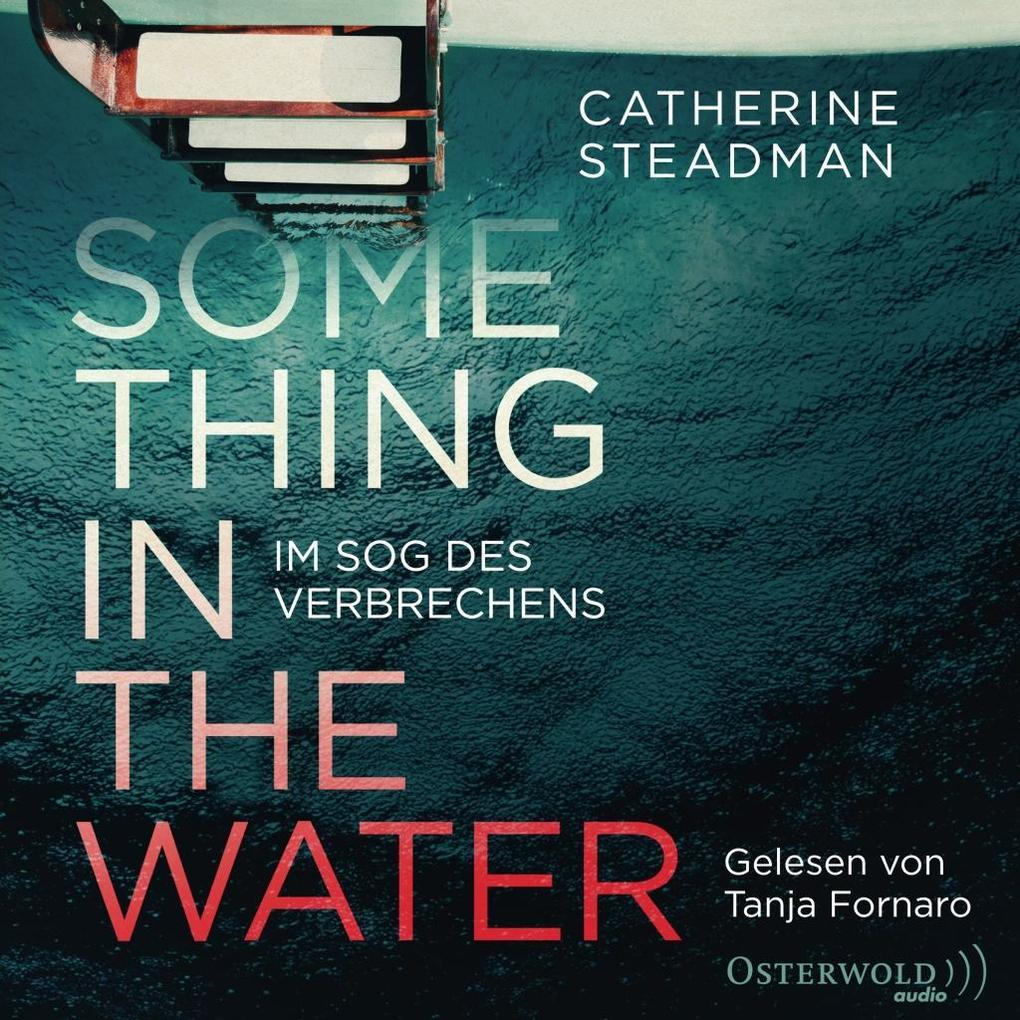 Something in the Water - Im Sog des Verbrechens als Hörbuch