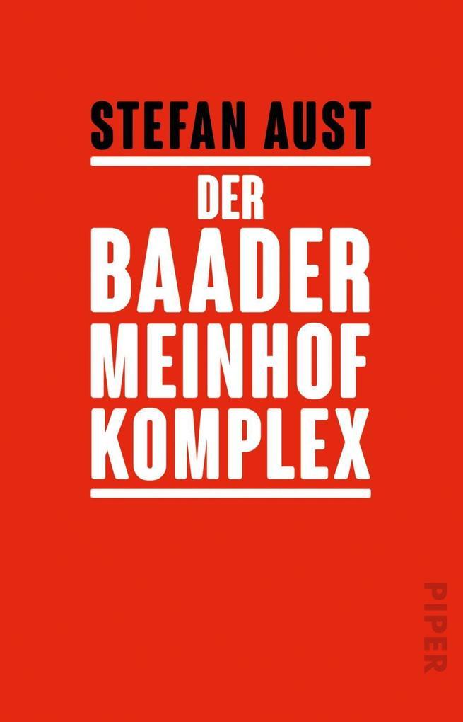 Der Baader-Meinhof-Komplex als Taschenbuch