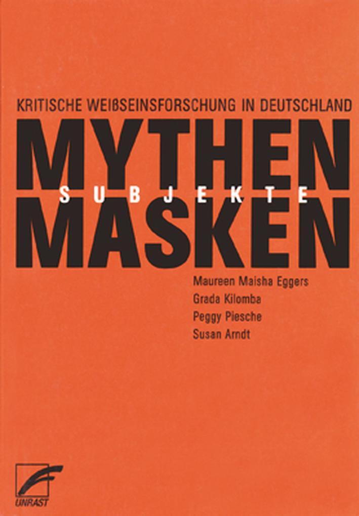 Mythen, Masken und Subjekte als eBook epub
