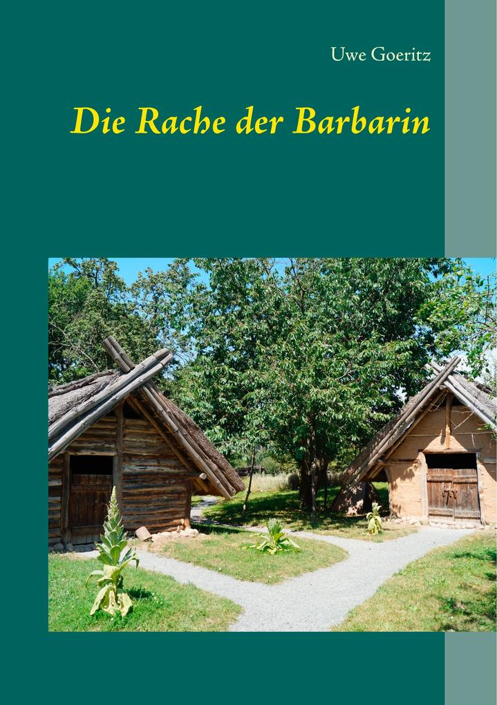 Die Rache der Barbarin als eBook