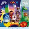 Disney/Pixar - Arlo & Spot/ Alles steht Kopf/ Coco