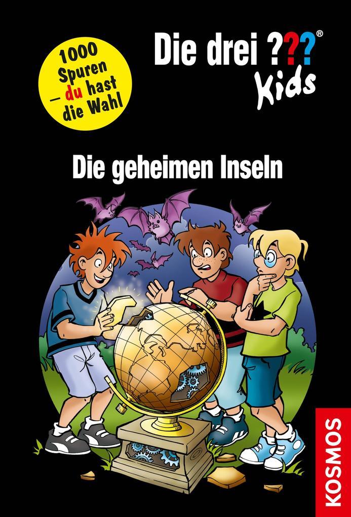 Die drei ??? Kids und du, Die geheimen Inseln (drei Fragezeichen Kids) als eBook