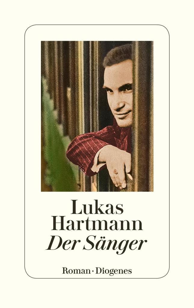 Der Sänger als Buch