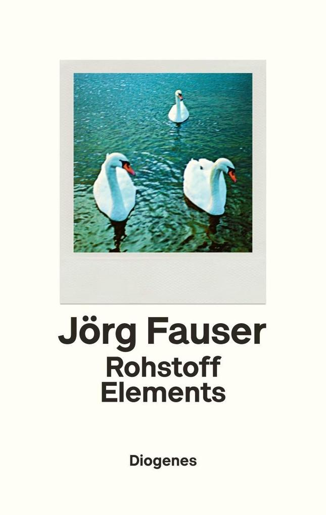 Rohstoff Elements als Buch