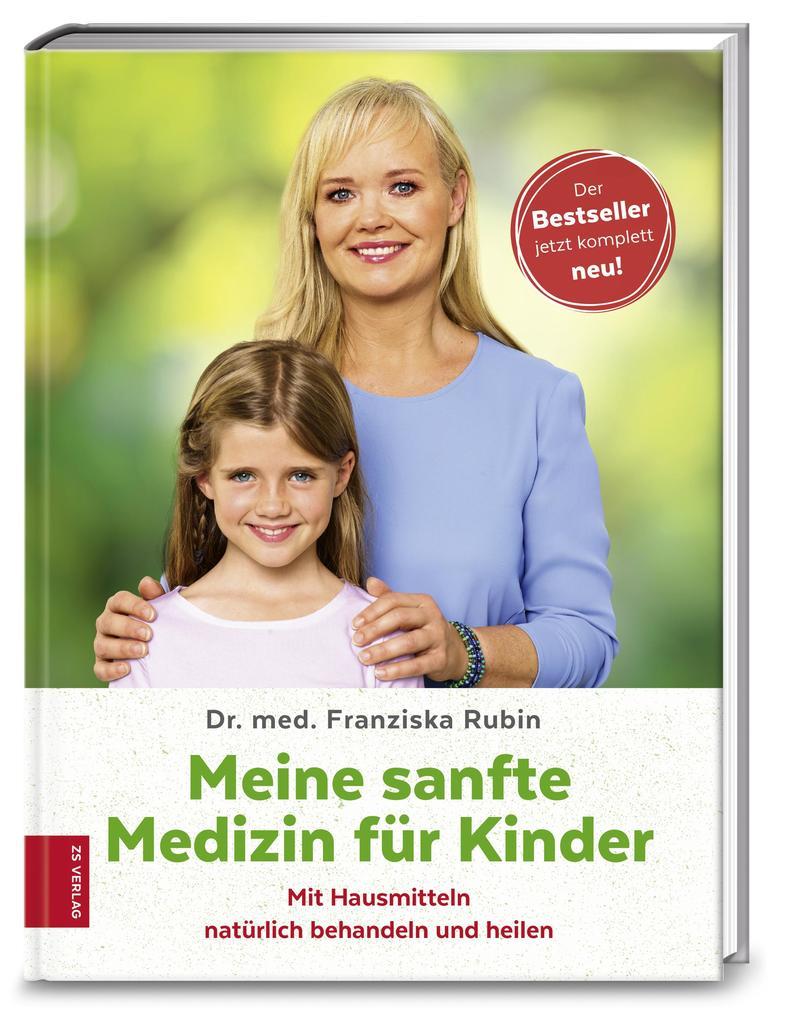 Meine sanfte Medizin für Kinder als Buch
