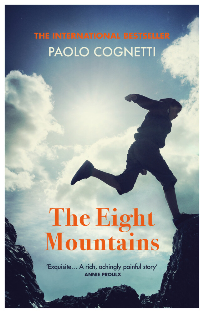 The Eight Mountains als Taschenbuch