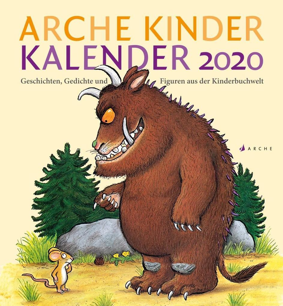 Arche Kinder Kalender 2020 als Kalender
