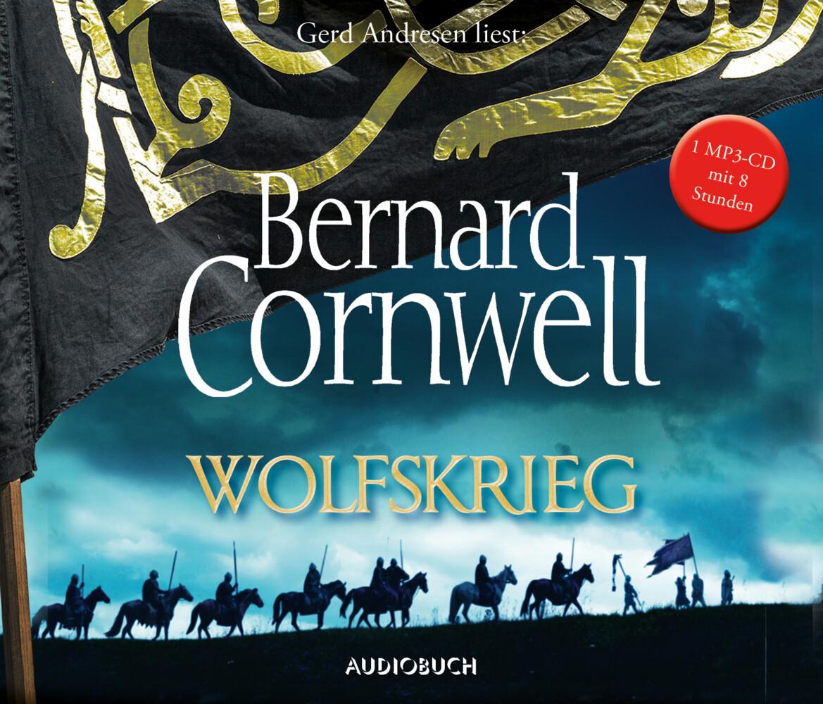 Wolfskrieg als Hörbuch