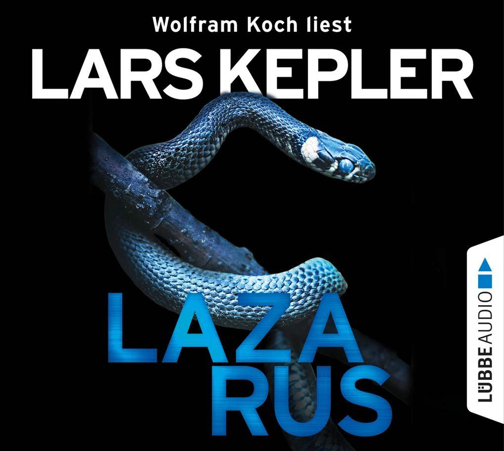 Lazarus als Hörbuch