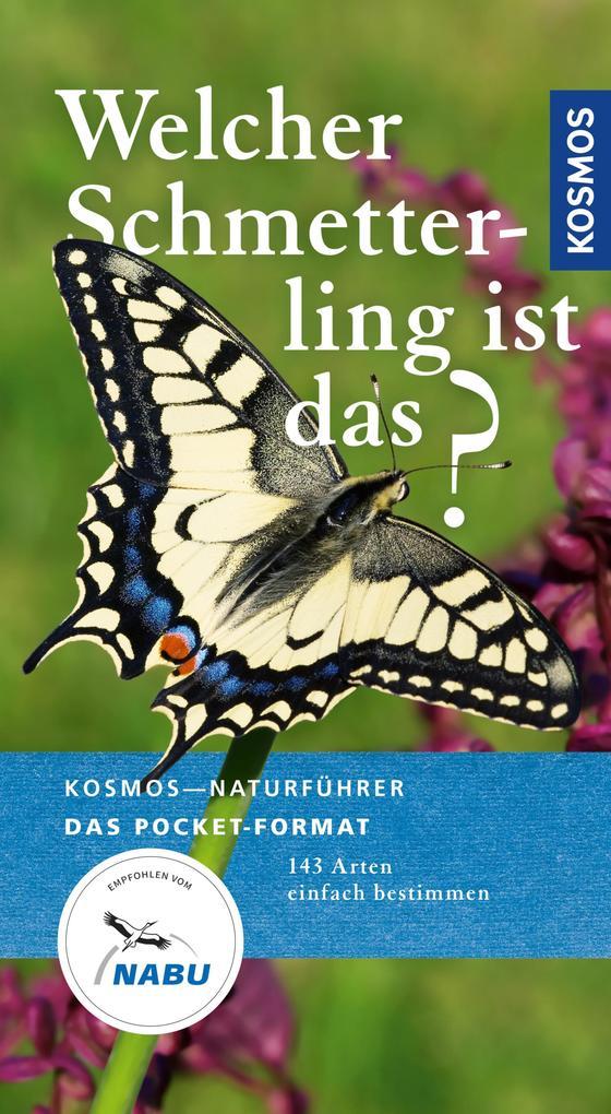 Welcher Schmetterling ist das? als eBook