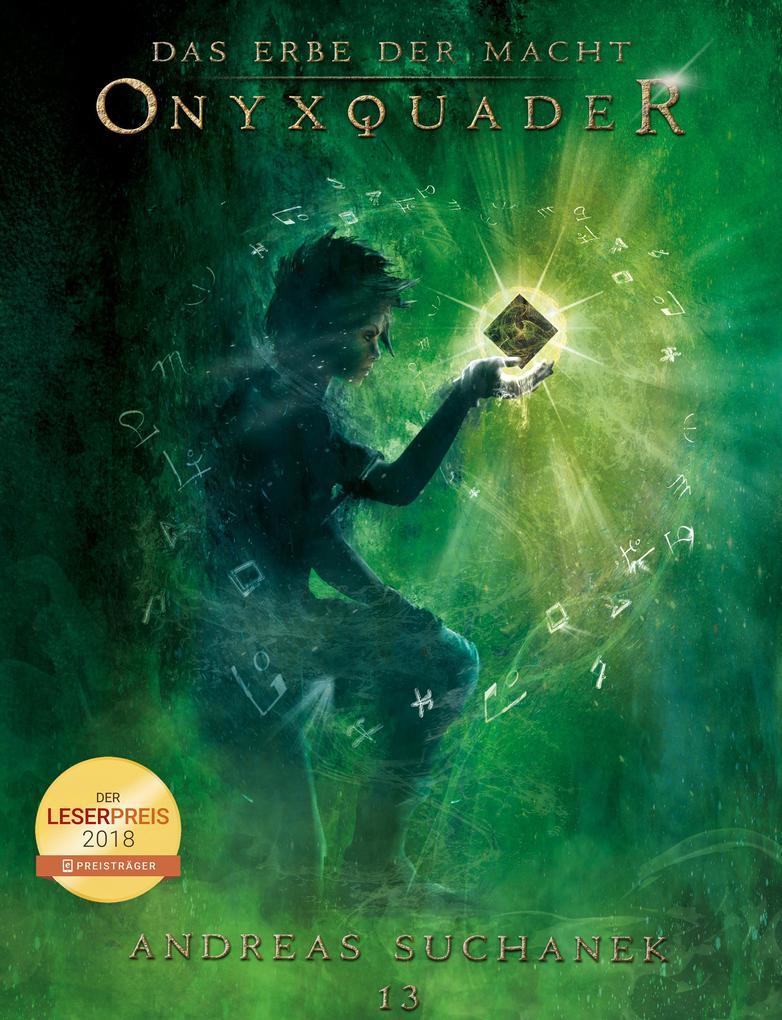 Das Erbe der Macht - Band 13: Onyxquader als eBook