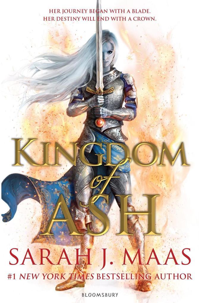 Kingdom of Ash als eBook