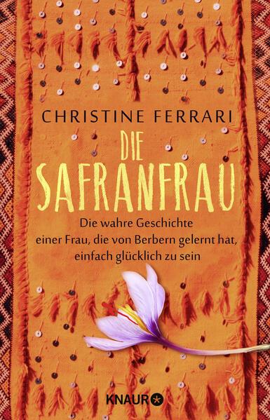 Die Safranfrau als Taschenbuch