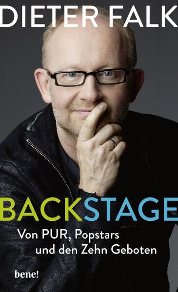 Backstage als Buch