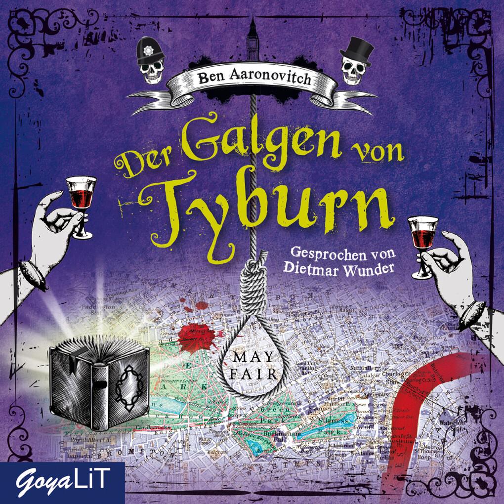 Der Galgen von Tyburn als Hörbuch Download