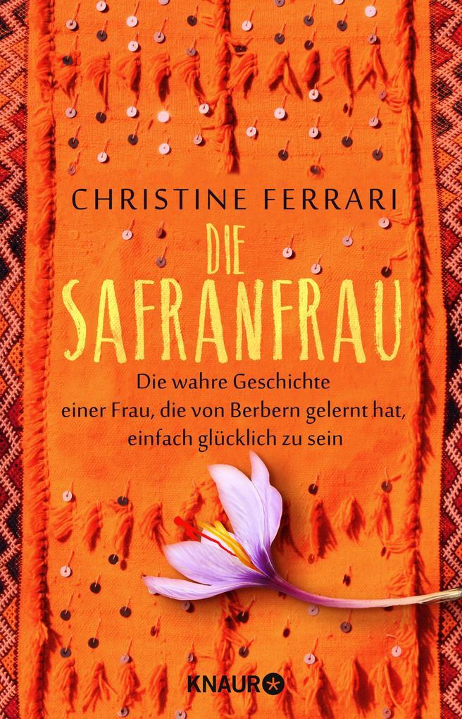 Die Safranfrau als eBook