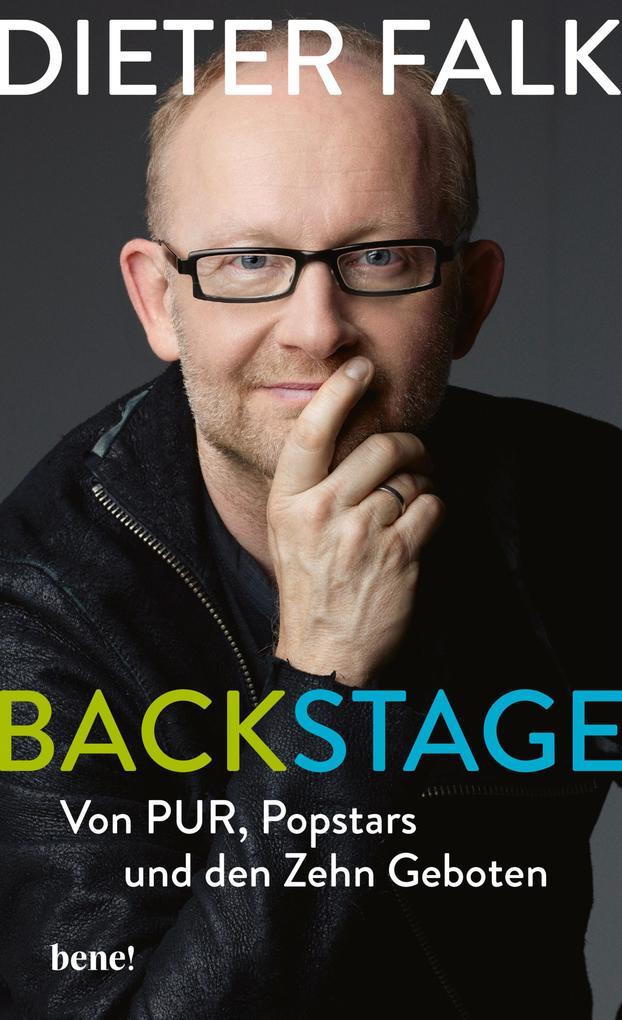 Backstage als eBook