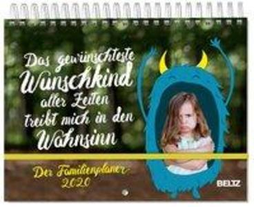 Das gewünschteste Wunschkind aller Zeiten treibt mich in den Wahnsinn als Kalender