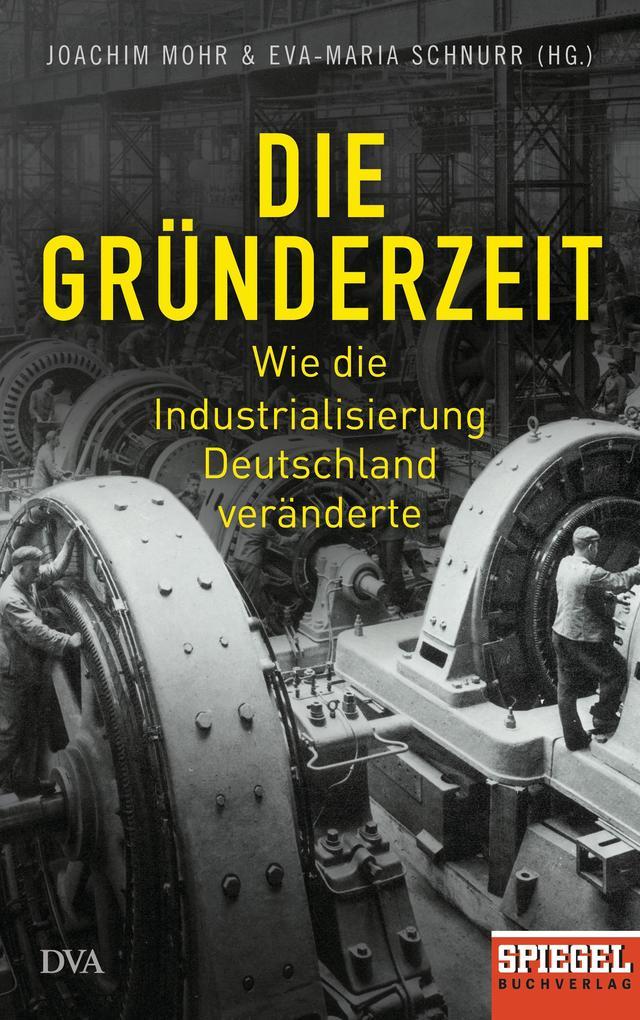 Die Gründerzeit als eBook
