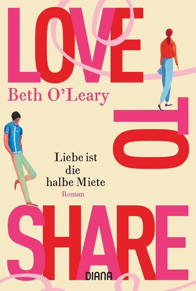 Love to share - Liebe ist die halbe Miete als eBook