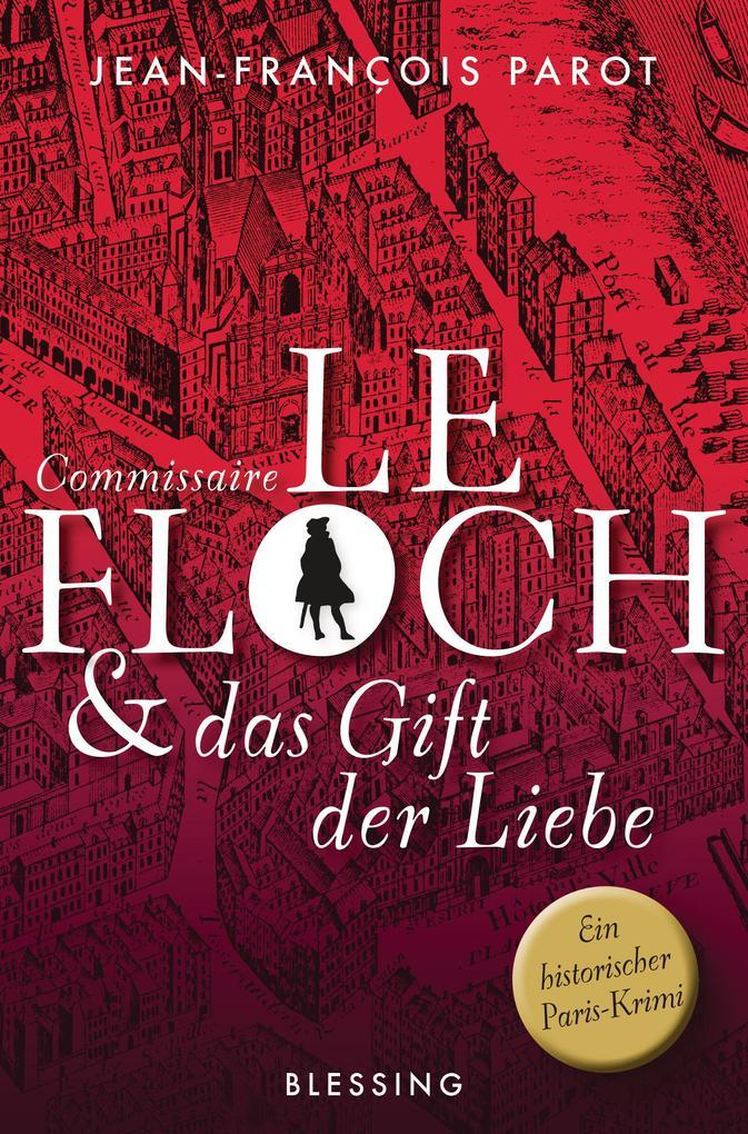 Commissaire Le Floch und das Gift der Liebe als eBook