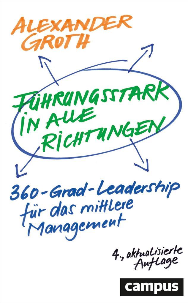 Führungsstark in alle Richtungen als Buch