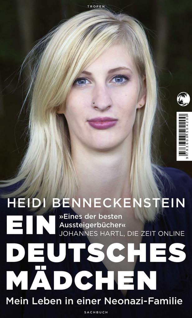 Ein deutsches Mädchen als Taschenbuch