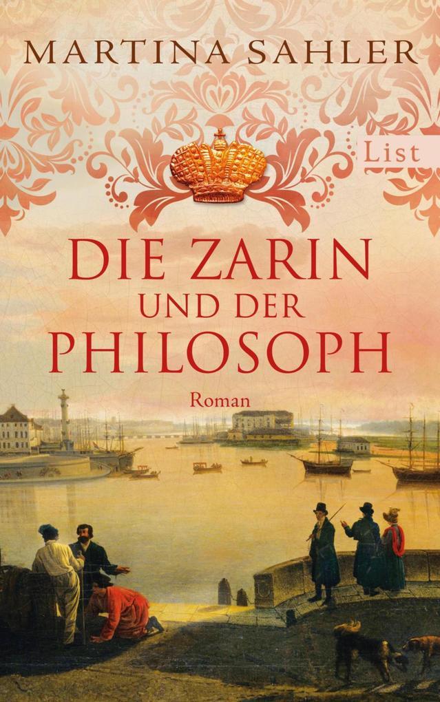 Die Zarin und der Philosoph als eBook