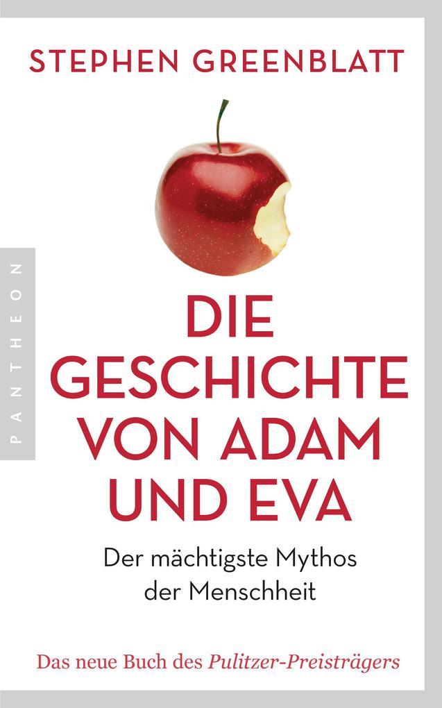 Die Geschichte von Adam und Eva als Buch