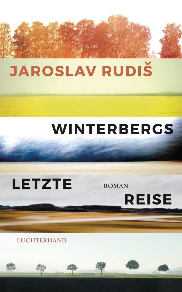 Winterbergs letzte Reise als Buch