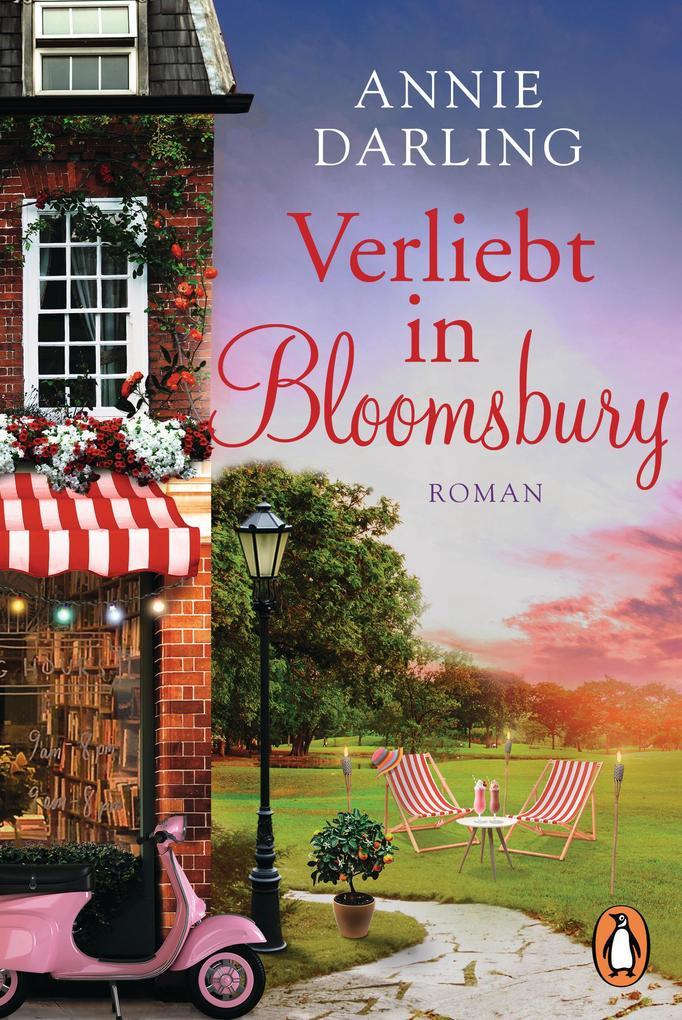 Verliebt in Bloomsbury als Taschenbuch