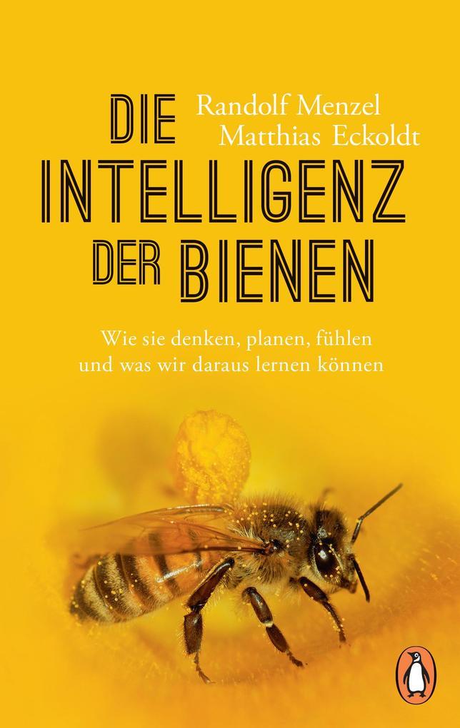 Die Intelligenz der Bienen als Taschenbuch