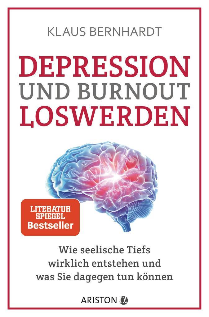 Depression und Burnout loswerden als Buch